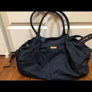 Kate Spade Navy Blue Diaper bag
